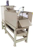 Rolling Bed-type Rapid Sludge Dewatering Machine