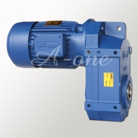 Parallel shaft gear motor