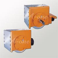 Wheel block for crane and carriage