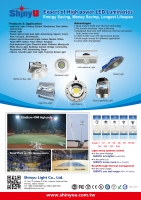 Cens.com ShinyU Product DM SHINYU LIGHT CO., LTD.