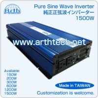 Cens.com 1500W Pure Sine Wave Inverter, RV  Pure Sine Wave Inverter ARTH TECH CO., LTD.