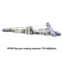 02. PP扁纱制造机 TYF-HS(420米)