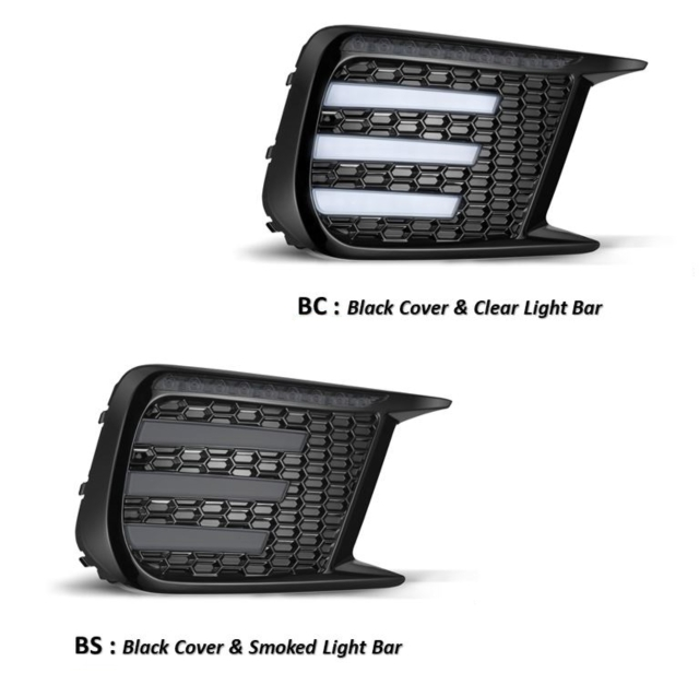 WRX STI 2018~ LED SEQUENTIAL BEZELS