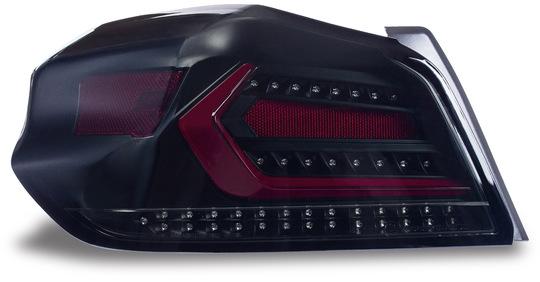 SUBARU WRX STI 2014~版 新款LED 尾燈