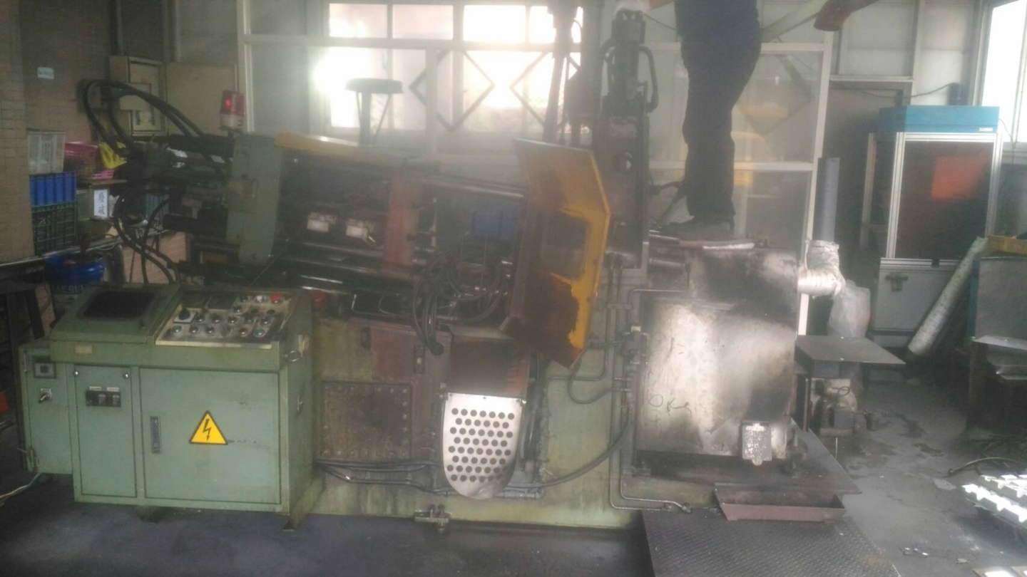 Hot Chamber Zinc Die Casting Machine