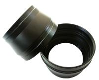Lens front frames