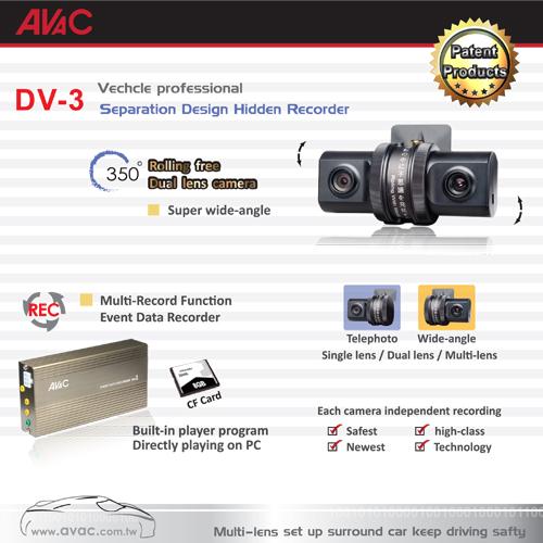 High Resolution Car DVR