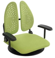 Swivel Floor Chair With Arms