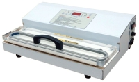 Non-nozzle vacuum sealing machine