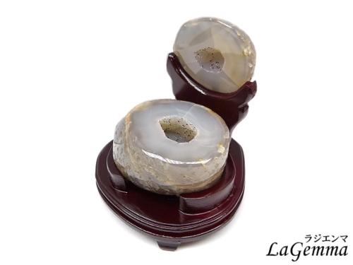 Agate treasure bowl