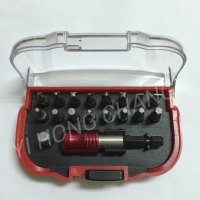 Cens.com 1/4 18 PC Bits/ Holder Set YI HONG CHANG INDUSTRIAL CO., LTD.