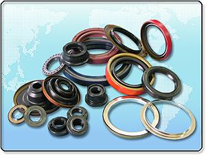 Machine seals series