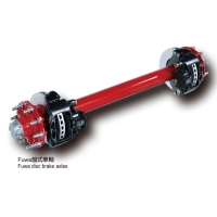 Fuwa disc brake axles