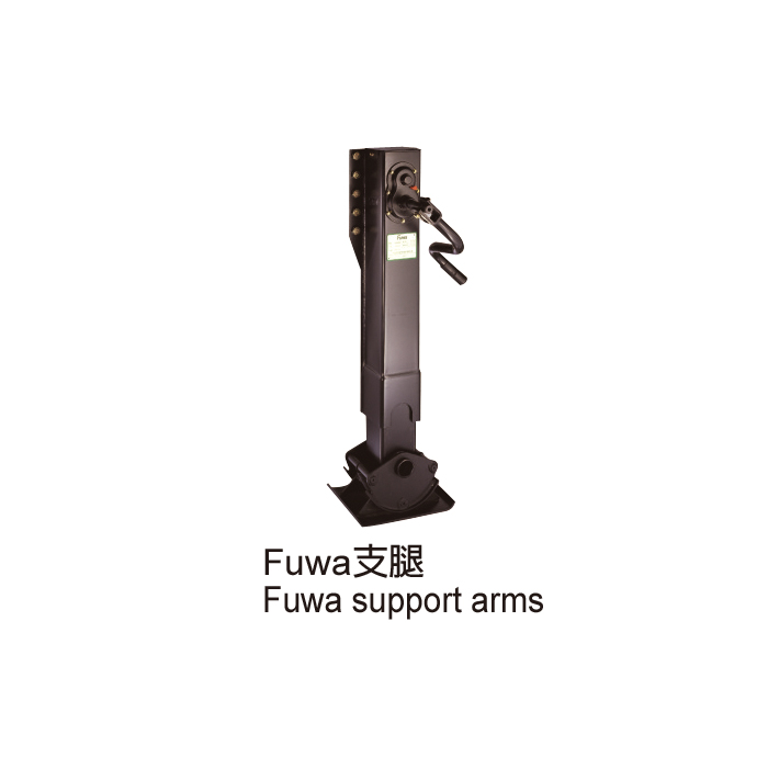 Fuwa support arms