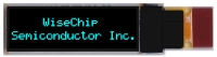 "Monochrome Displays 0.84"""