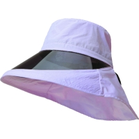 Ladies Uv Protection Sun Hat