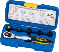 6 in 1 Magical Wrench