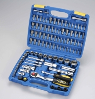 6 in 1 Magical Socket/Bit wrench 101PCS set