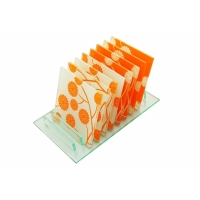 Cens.com Sweet Season Glass Coaster Sets LIANG THING ENTERPRISE CO., LTD.