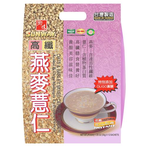 高纤燕麦薏仁