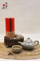 禾掌屋自然玄米茶(炭焙乌龙)