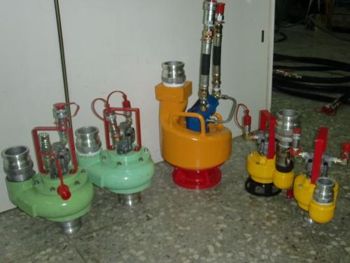 油壓輸送泵浦