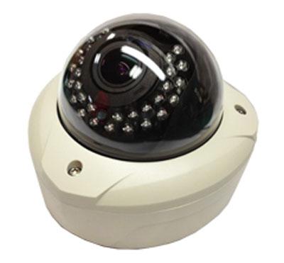 金属半球摄像头