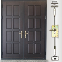 迫紧式连动天地栓 可应用于SEC门锁