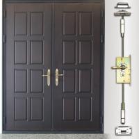 迫緊式連動天地栓 可應用於KALE門鎖