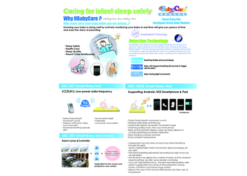 SMART BABY MAT - Intelligent Baby Sleep Monitor Application for Smart phone