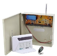 Security System (zone bus/wireless-compatible)