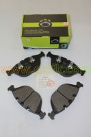 Brake pads for European makes and models