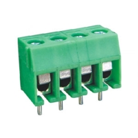 Wire protector terminal blocks