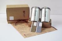 TEA DUO_Alishan Oolong Tea+Alishan Jin Xuan Tea