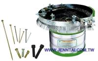 Vibratory Bowl Feeder for Screw/ NUT / WASHER