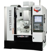 High Performance 5 Axis Machining Center