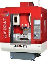 Cens.com High Efficiency 2 Spindle Vertical Machining Center UNION MECHATRONIC INC.