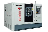 CNC Horizontal Slant Bed Turning Center