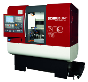 High Precision Turning and Grinding Center