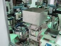 汽车电子零件(震动送料机构及自动供料机构)