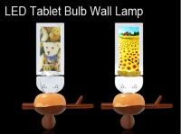 LED Tablet Bulb Wall Lamp