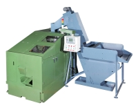 Thread-rolling machine