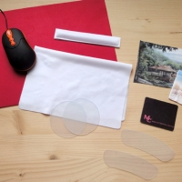 Cens.com Screen Wiper & Gaming Mouse Pad MCFASHION INTERNATIONAL LTD.