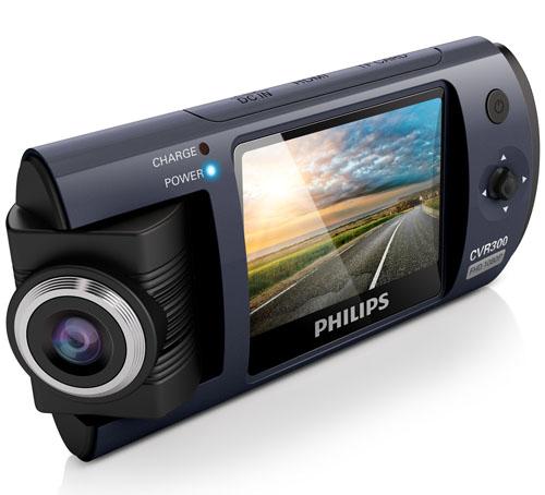 Philips CVR300 Car Driving Recorder