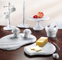 Marble kitchenware