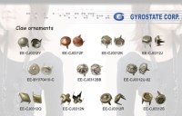 Ornaments Buttons