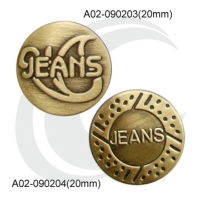Jeans Buttons