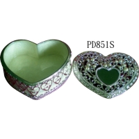 Cens.com Jewelry box Heart Sharpe HUANN DEAN ENTERPRISE CO., LTD.