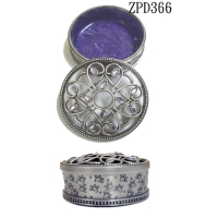 Cens.com Jewerly Box Round Sharpe HUANN DEAN ENTERPRISE CO., LTD.