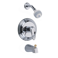 Tub and shower faucet / Pressure balance valve